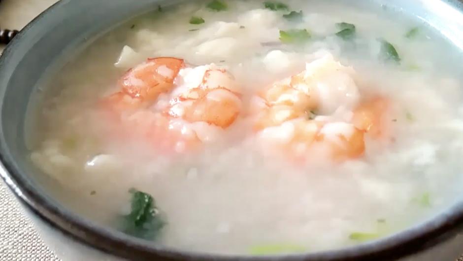 海鲜疙瘩汤的做法_山东海鲜疙瘩汤的做法  第1张
