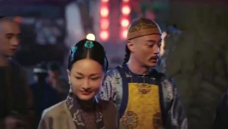 如懿传:皇上吃路边摊,李玉叽叽歪歪,皇上:再啰嗦让你滚回去!