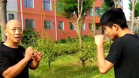 弘扬传统武术文化:强身健体,慢动作讲解!
