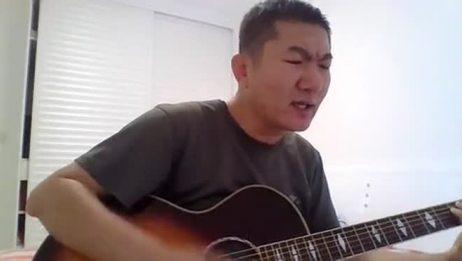 《那个女孩》吉他弹唱