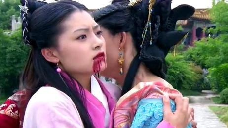 皇后没胃口让宫女先吃,谁知宫女中毒身亡了,皇后伤心难过!