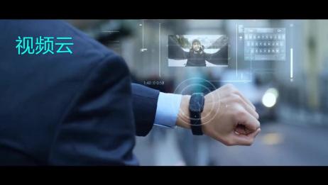 华为2019智慧城市宣传视频 满满的科技感