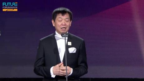 李家洋先生获奖感言