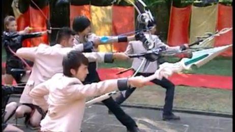 【终极三国】这段太热血了,修指挥五虎将守护阿香的劲香团