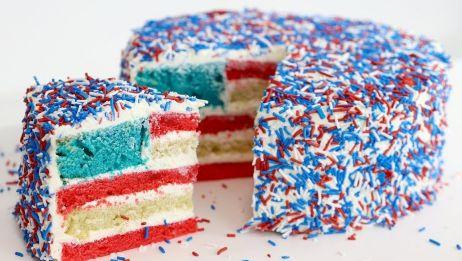 【深夜福利】12种可以在家里做的简单而又美味的新年蛋糕 #1