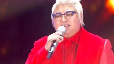 不愧是国家级选手,韩红这首经典越听越入迷,全场观众都躁动了!