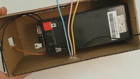 看牛人怎样把汽车USB充电器打造转换成22V变压装置,厉害