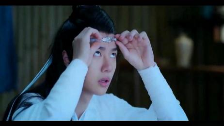 《陈情令》高甜片段,不仔细看,不知道肖战和王一博还有这一面!