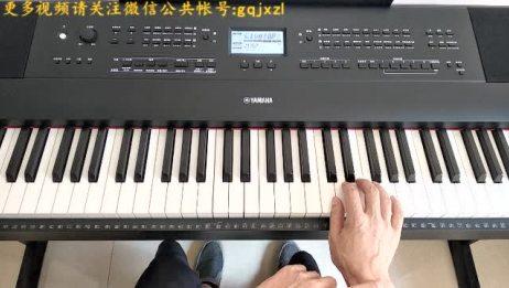 成人电子琴零基础自学教程1