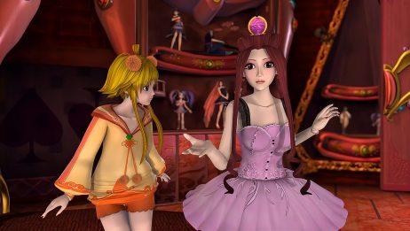 精灵梦叶罗丽:辛灵仙子消耗自己元神,赋予罗丽娃娃生命,真惊险