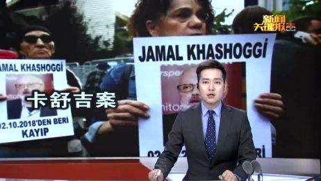 """土耳其公布卡舒吉案最新调查结果 土检方称卡舒吉遭""""秒杀""""——一进入使馆即被勒死 随后被肢解"""