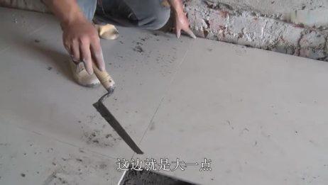 铺砖时如何调整砖缝?这样调整能让地板砖的效果更好哦
