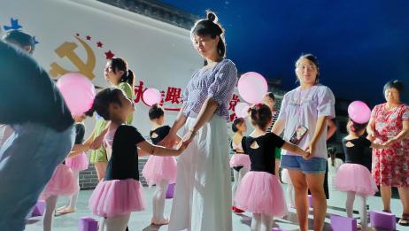 亲子舞蹈《宝贝宝贝》爸爸妈妈唱给孩子的歌,温馨又甜蜜