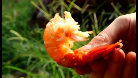 龙虾这样煮着吃,煮熟蘸酱,吃着好解馋