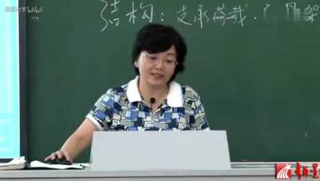 「河海大学」117学时结构力学(杨海霞) 1