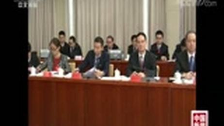 [中国新闻]十九大代表分组讨论:夺取新时代中国特色社会主义伟大胜利