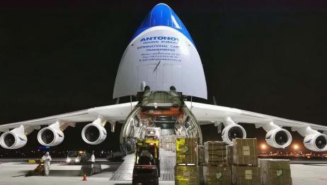 单机运力超4架运20,世界最大运输机升级后首飞中国运防疫物资
