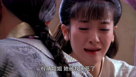 美璃梦见梓晴哭着醒来,一下抱住了靖轩,深深自责痛哭流涕
