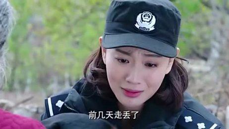 警犬为了找主人的徽章走丢,美女看到警犬的那一刻,瞬间泪崩