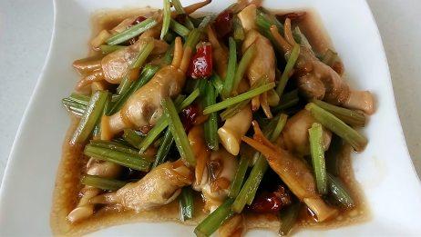 爆炒蛏子肉,香辣开胃,非常下饭,如何清洗蛏子!