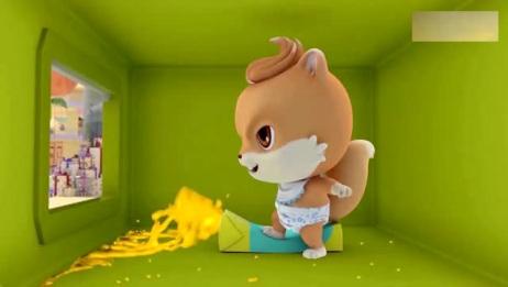 三只松鼠:小家伙看起来挺难对付
