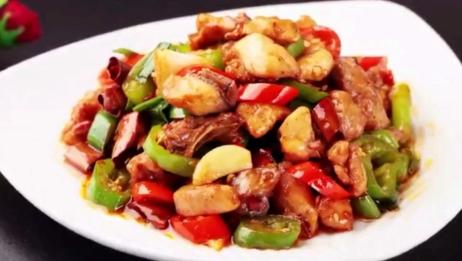 厨师长教重庆辣子鸡的正宗做法,没想到做法这么讲究,大开眼界了