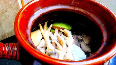 爵士蜜瓜汤,学会这道汤,家里来客人喝了,都觉得你是学过厨师的