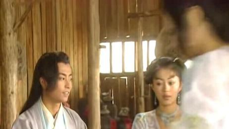 蝶舞说自己决定嫁给叶开,老板娘却说他们会后悔的