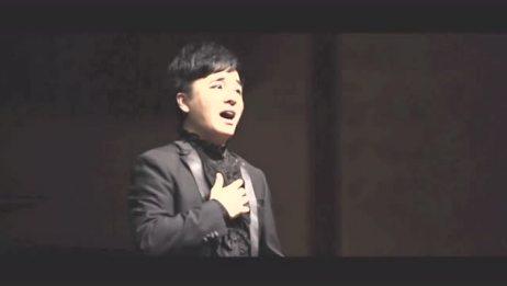 中国第一位高男高音歌唱家肖玛 演绎《别亦难》李商隐