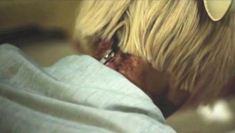 妹子去看牙医,发现护士的脖子有拉链,才明白她有着不为人知的秘密