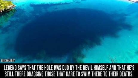 盘点一下10个地球上最大的无底洞