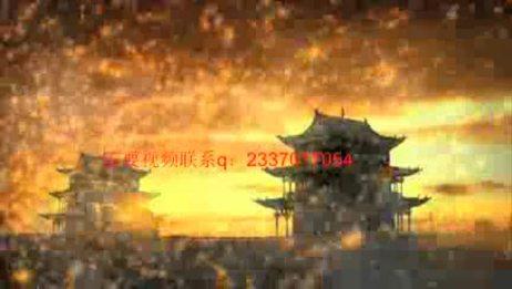 234.花木兰古典舞蹈 LED大屏幕背景视频高清