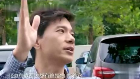 李彦宏介绍百度门前的广玉兰:我亲自设计的,冬天它能挺过去