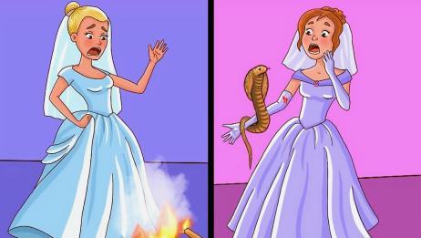 高智商侦探推理:哪一个新娘会死