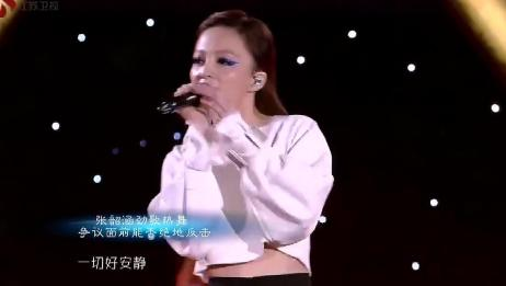 很多人问我,张韶涵为什么火了?我也不知道,她唱歌就是好听呀!