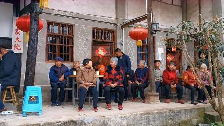 四川南充:农村老家的大院历史悠久,农耕生活老物件还认识吗