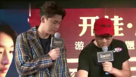 赵丽颖2019再出新剧,看到男主角后,网友直呼:收视率稳了!