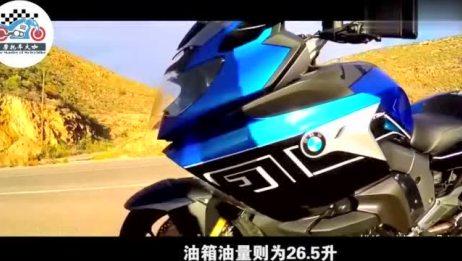 2017款宝马顶级巡航摩托车K1600GTL,老司机告诉你是否值得购买?