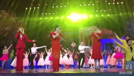 2020年春节联欢晚会现场