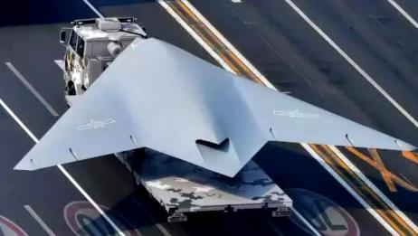 075将搭载攻击11?多项条件完全符合,美媒:美无人机或落后中国