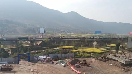 京昆G5高速四川广元段