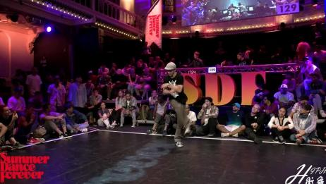 【hiphop街舞酱】Preselection nr 126150 – Popping
