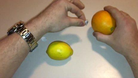 当橘子和柠檬gang起来的时候,看的眼睛发酸
