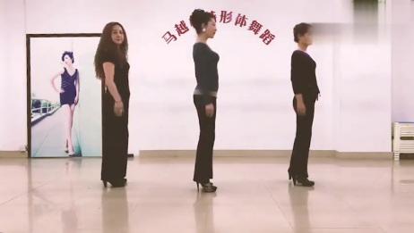 模特秀基本步教学视频,走秀台步零基础训练教学