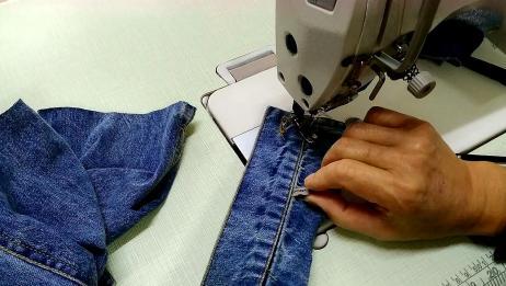修改衣服难拆缝纫线?老师傅教你一个快速拆线小妙招
