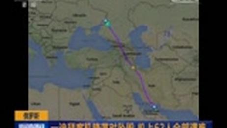 俄罗斯:一迪拜客机降落时坠毁 机上62人全部遇难