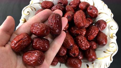 红枣原来这么脏,教你正确方法,把红枣清洗干净,吃得干净又放心