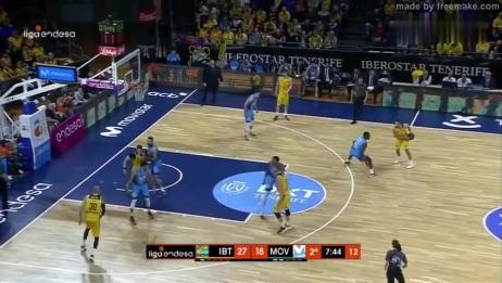 德国篮球联赛,第16轮,克赖尔森姆10198战胜汉堡,全场集锦