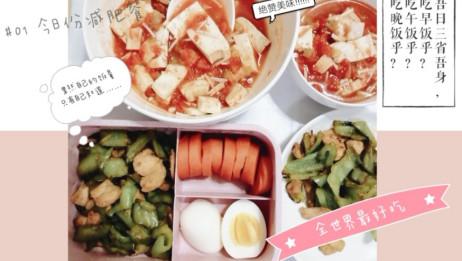 【减肥餐】番茄豆腐汤,美味低卡的减肥餐,emmmmm...delicious(≧∇≦)