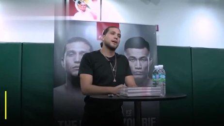 韩明星朴宰范被打,UFC拳手拒绝道歉